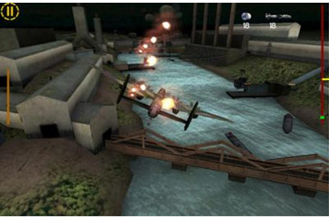 The Dambusters iPhone game - free. Download ipa for iPad ...