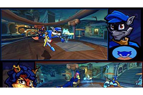 Sly 3: Honor Among Thieves™ Game | PS2 - PlayStation