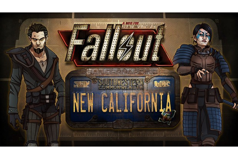 A new, huge Fallout mod was just released... for Fallout ...