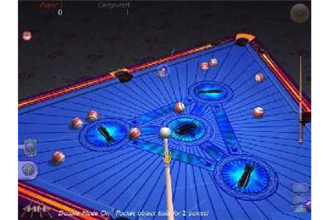 3D Ultra Cool Pool - PC Game Download Free Full Version