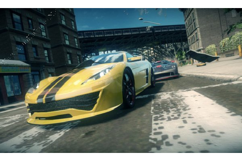 Ridge Racer Unbounded PC Game - Free Download Full Version