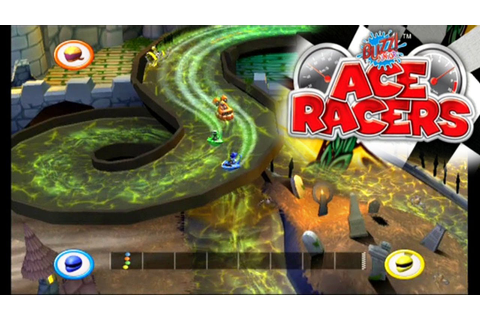 Buzz! Junior: Ace Racers ... (PS2) - YouTube