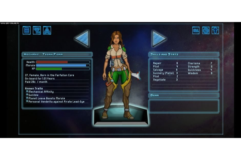 Star Traders 2 RPG - screenshots gallery - screenshot 4/4 ...
