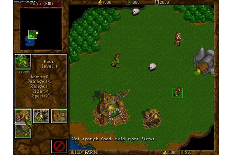 Warcraft II: Tides of Darkness - screenshots gallery ...