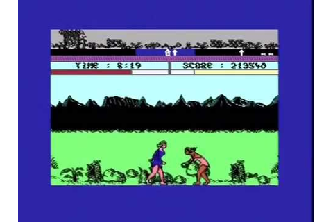 Legend of the Amazon Women C64 Played Badly (Un-Emulated ...