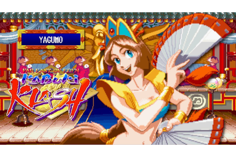 Far East of Eden: Kabuki Klash Yagumo playthrough Neo Geo ...