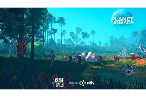 Planet Nomads - PC Preview | Chalgyr's Game Room