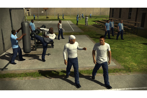 Free Download Prison Break PC Games Full Version - SB Games