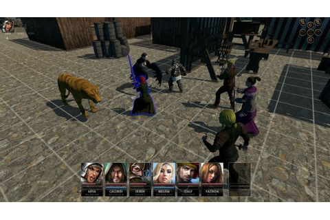 Realms of Arkania: Star Trail Early Access Torrent « Games ...