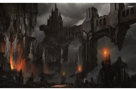 Dark castle | Fantasy Art: Land/Cityscapes & Backgrounds ...