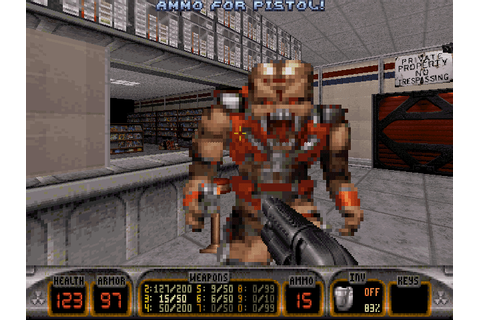 Super Adventures in Gaming: Duke Nukem Advance (GBA)