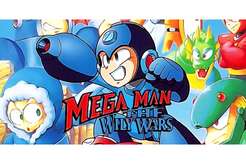 Mega Man - The Wily Wars Download Game | GameFabrique