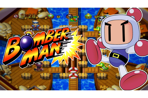 BOMBERMAN PARTY EDITION - Velhos Tempos - YouTube