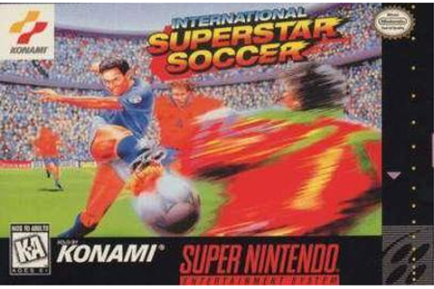 International Superstar Soccer (video game) - Wikipedia