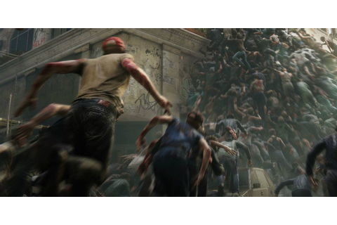 World War Z Video Game Features Up to 1,000 Zombies at Once