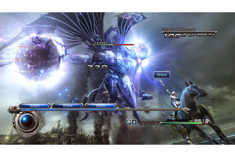Final Fantasy XIII-2 - PC Review | Chalgyr's Game Room