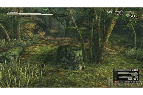 Metal Gear Solid 3: Snake Eater PS2 ISO Download | Hienzo.com