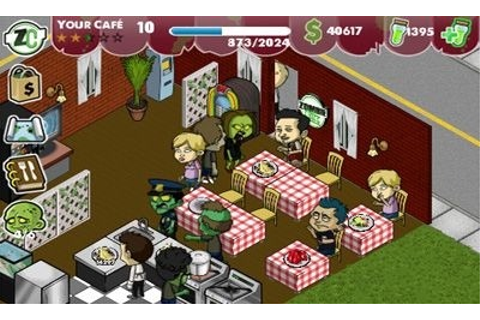 Download Free Android Game Zombie Cafe - 1491 ...