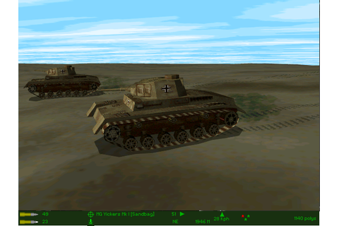 Panzer Commander on Windows 7? - SimHQ Forums