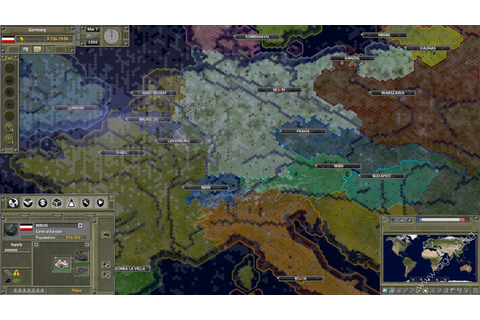 Supreme Ruler 1936 - Download Free Full Games | Strategy games