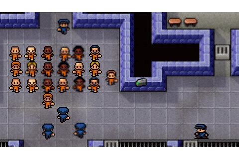 The Escapists Gets Xbox One Release Date - IGN