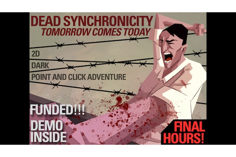 DEAD SYNCHRONICITY: TCT - A dark point and click adventure ...