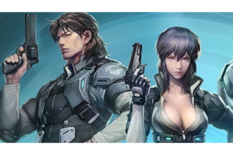 Ghost in the Shell: Stand Alone Complex – First Assault ...