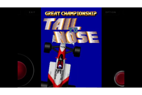 Tail To Nose: Arcade(via MAME for iOS). - YouTube