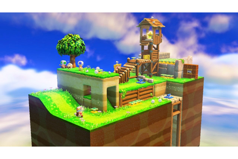 Captain Toad Treasure Tracker HD Wallpaper | HD Wallpaper ...