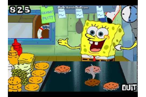 SpongeBob SquarePants Flip Or Flop - YouTube