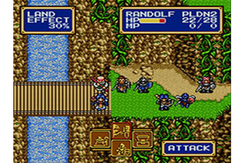 Shining Force CD Review for Sega CD (1994) - Defunct Games