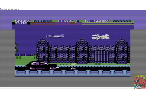 Potty Pigeon COMMODORE 64 - 19,700 - YouTube