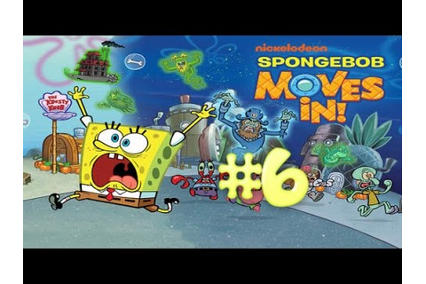 Let's Play SpongeBob Moves In Ep. 6 - Halloween Special ...