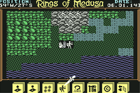 Download Rings of Medusa - My Abandonware