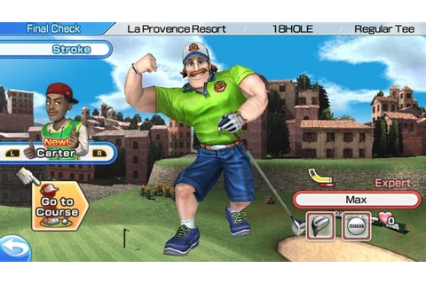 Hot Shots Golf: World Invitational Review - GameRevolution