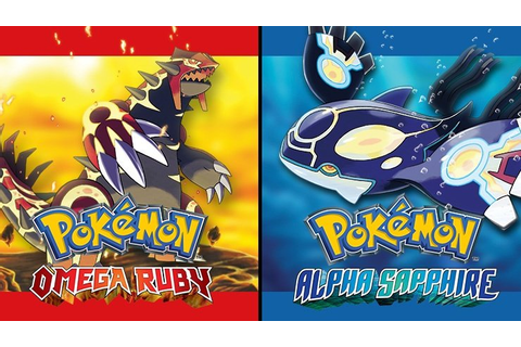Pokémon Omega Ruby and Alpha Sapphire Set Sales Record as ...
