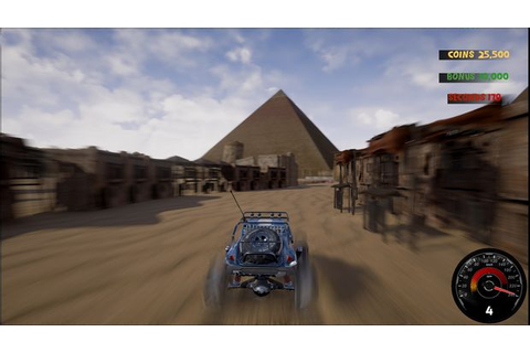 Crazy Buggy Racing Free Download - Torrent Pc Skidrow Games