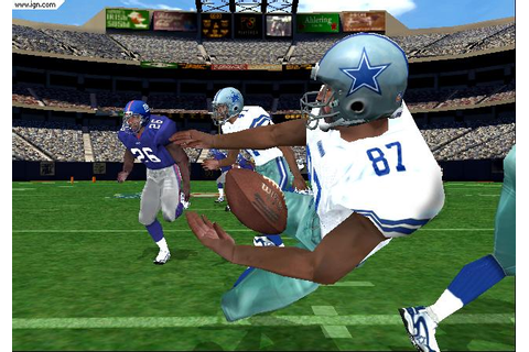 NFL QB Club '02 Screenshots, Pictures, Wallpapers ...