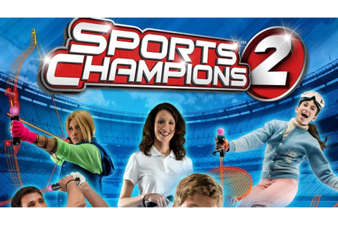 CGR Undertow - SPORTS CHAMPIONS 2 review for PlayStation 3 ...