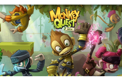 Madhouse Family Reviews: Free online kids' game : Monkey Quest