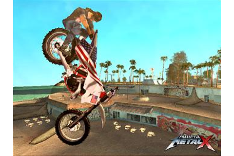 Screens: Freestyle MetalX - GameCube (2 of 3)