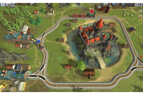 Download Train Valley Full PC Game