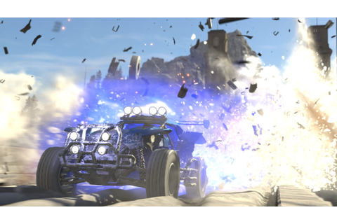 Codemasters Announces ONRUSH, An Arcade Racing Game From ...