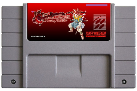 Chrono Trigger: Crimson Echoes Super Nintendo Game by ...