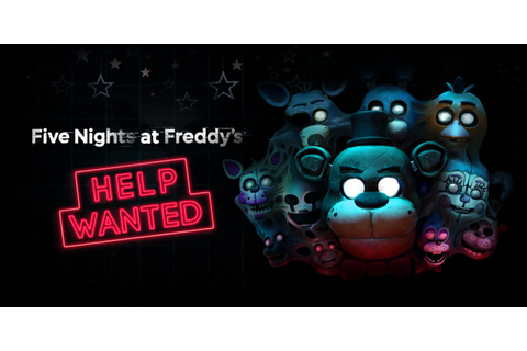 Five Nights at Freddy's: Help Wanted | Jeux à télécharger ...