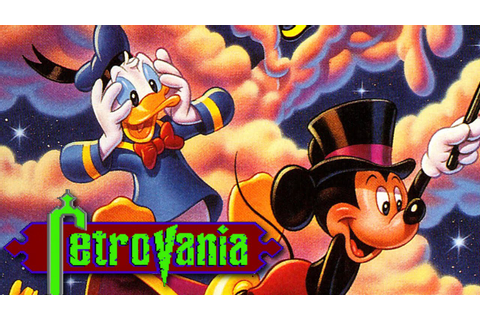Retro Game Review: World of illusion Starring Mickey Mouse ...