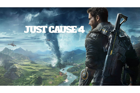 Just Cause 4 – PC Download Free + Crack - 3DM-GAMES