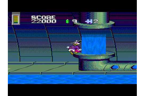 Darkwing Duck Game Sample -- TurboGrafx-16 - YouTube