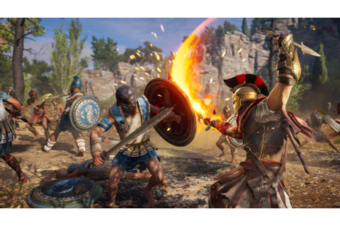 Assassin's Creed Odyssey is the best game in the series