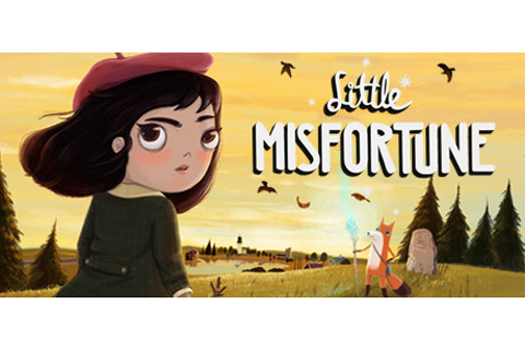 Little Misfortune on Steam